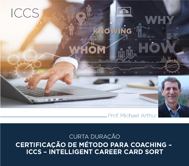 Certificação de Método para Coaching – ICCS – Intelligent Career Card Sort